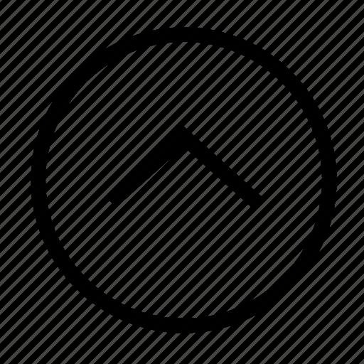 arrow, arrows, direction, move, up, upload, upward icon
