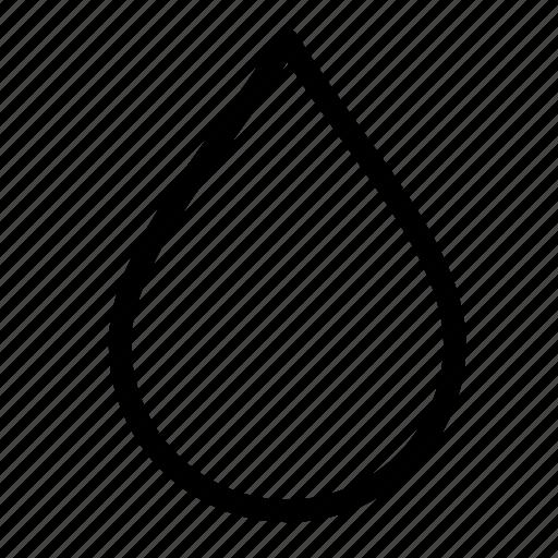 blood, blur, color, drop, oil, rain, water icon