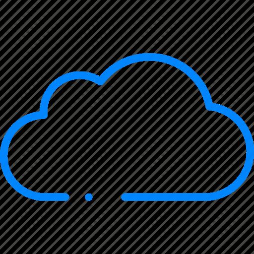 cloud, storage icon