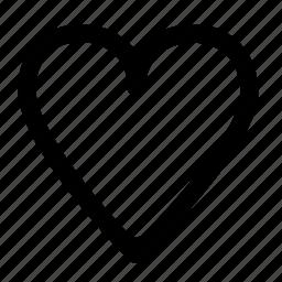favorites, favourite, heart, like, love icon