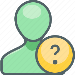account, help, profile, question, service, support, user icon