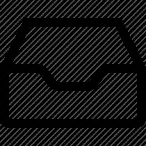 Email, inbox, mail, storage icon - Download on Iconfinder