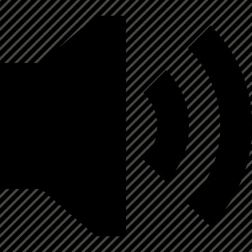 Audio, maximum, sound, up, volume icon - Download on Iconfinder