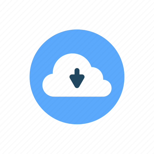 cloud, data, database, download, storage, upload icon