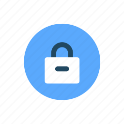 lock, locked, private, protection, safety, security icon