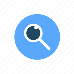 explore, magnifier, magnifying glass, search, seo, zoom icon