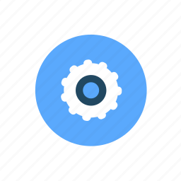 cog, configuration, gear, options, settings, system icon
