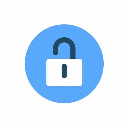 guard, locked, privacy, private, protect, security, unlocked icon