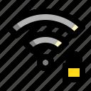 internet, lock, network, online, security, wifi, wireless