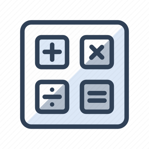 banking, calculate, finance, money icon