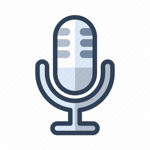 mic, microphone, recording, voice icon