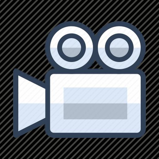 camera, film, media, movie, video icon