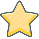 achievement, bookmark, favorite, favourite, like, love, star icon