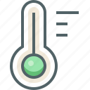 celsius, cold, forecast, hot, mercury, temperature, thermometer icon