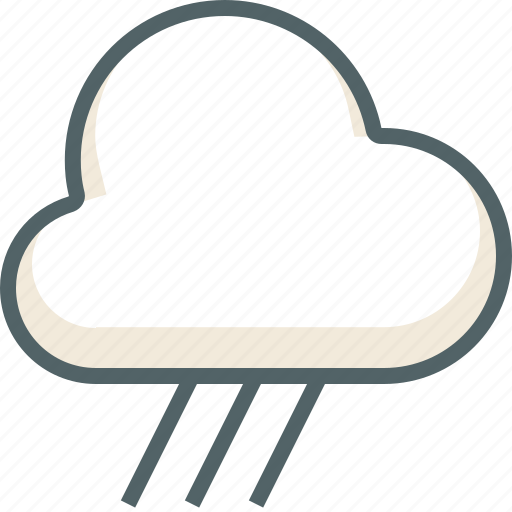 cloud, cloudy, forecast, mood, rain, rainy, weather icon
