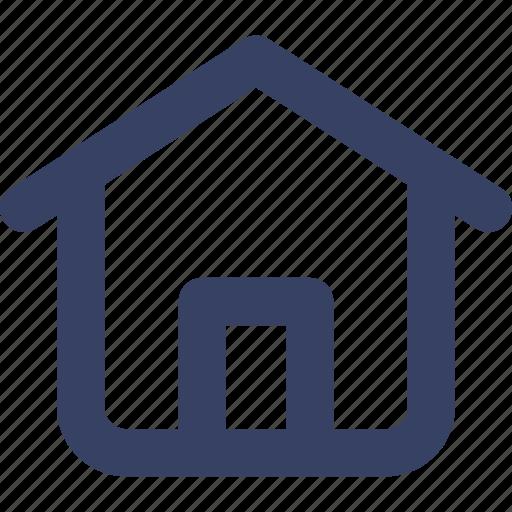 app, home, house, main, ui, web icon