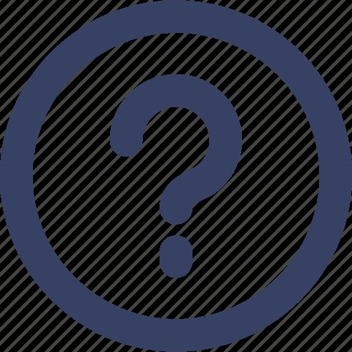 app, faq, question, ui, web icon