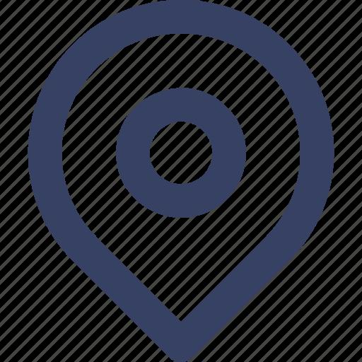 ;pointer, app, location, marker, pin, ui, web icon