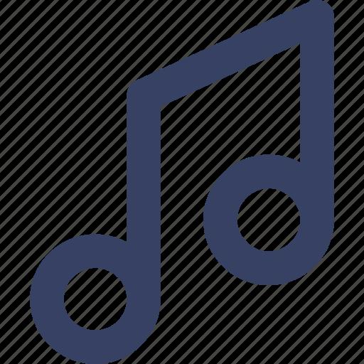 app, listen, megaphone, music, note, ui, web icon