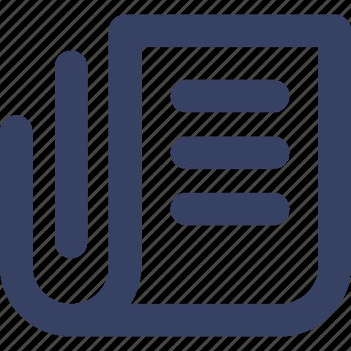 app, forum, magazine, news, newspaper, ui, web icon