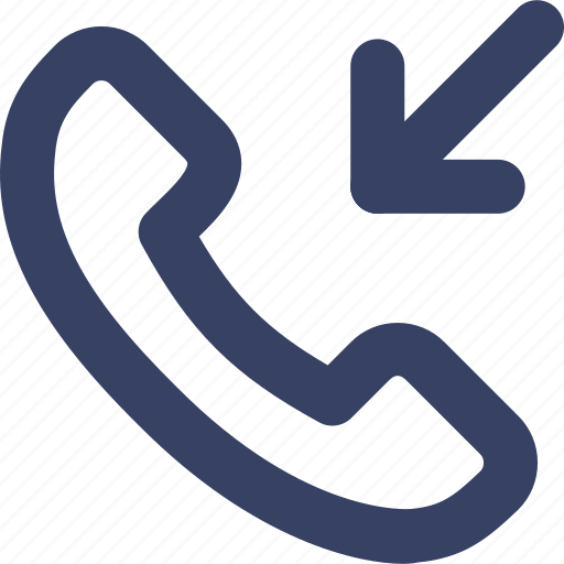 app, call, incoming, phone, ui, web icon