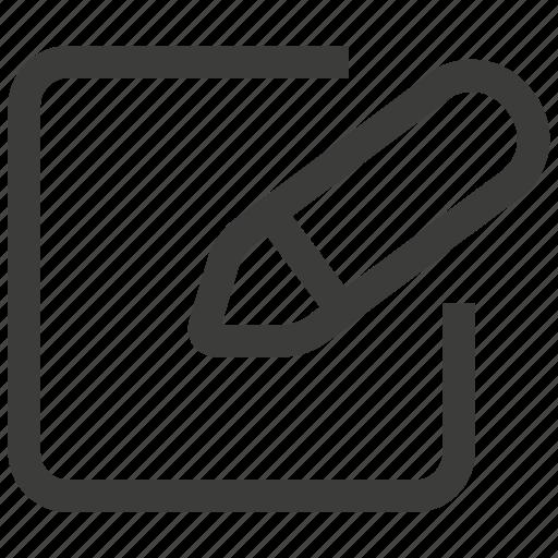 comment, edit, pen, write icon