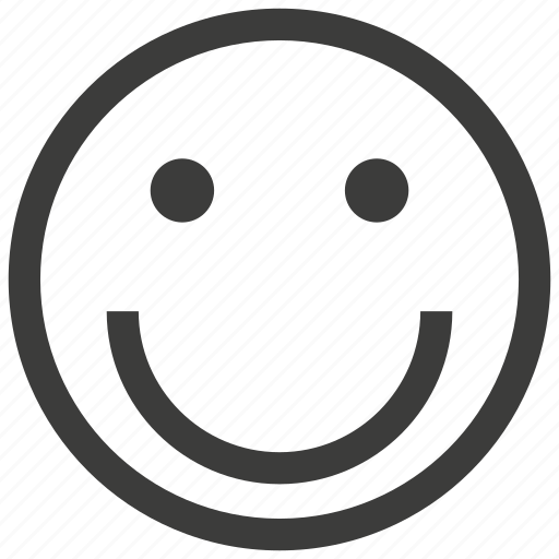 expression, face, happy, smiley icon