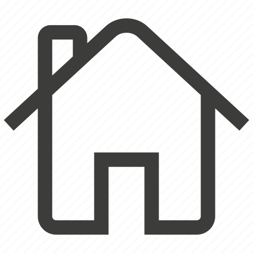 building, home, home button, house icon