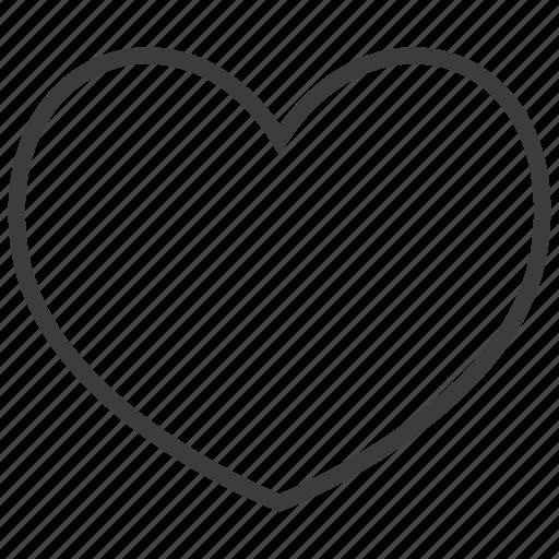 heart, romance, romantic, valentines icon