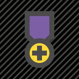 award, badge, good, medal, prize, trophy, winner icon