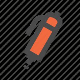 draw, edit, pen, pencil, sign, signature, write icon