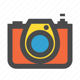 camera, digital, image, photo, photography, picture icon