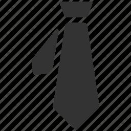 accessory, business, fashion, man, tie icon