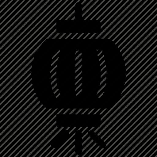 chinese lantern, decoration, illumination, lamp, lantern icon