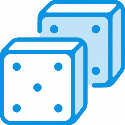 Casino, dice, gambling icon - Download on Iconfinder