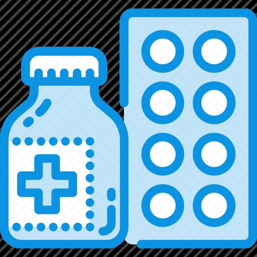drugs, pills icon