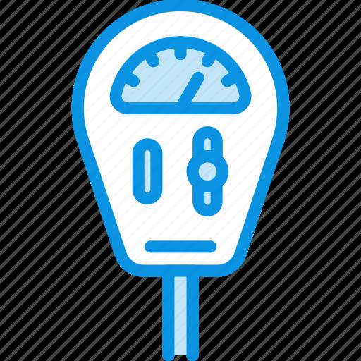 Machine, meter, parking icon - Download on Iconfinder
