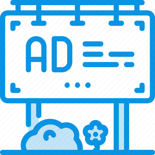 Ad, advertising, billboard icon - Download on Iconfinder