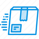 box, delivery, product icon