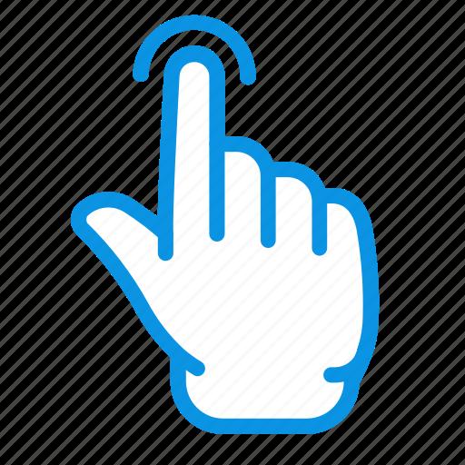 Finger, gesture, hand icon - Download on Iconfinder