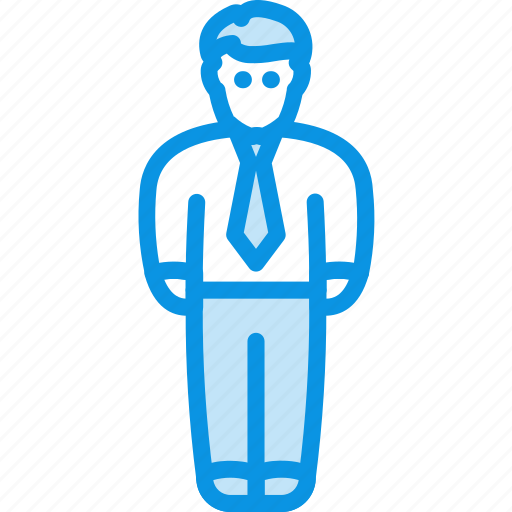 Business, man, person icon - Download on Iconfinder