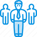 company, customers, employee, group, people, team, workers icon