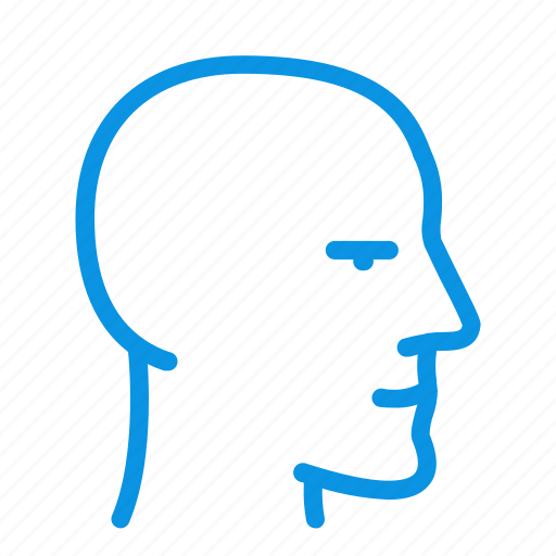 face, head icon