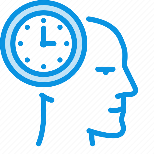 Face, head, time icon - Download on Iconfinder on Iconfinder