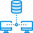 backup, database, sync icon
