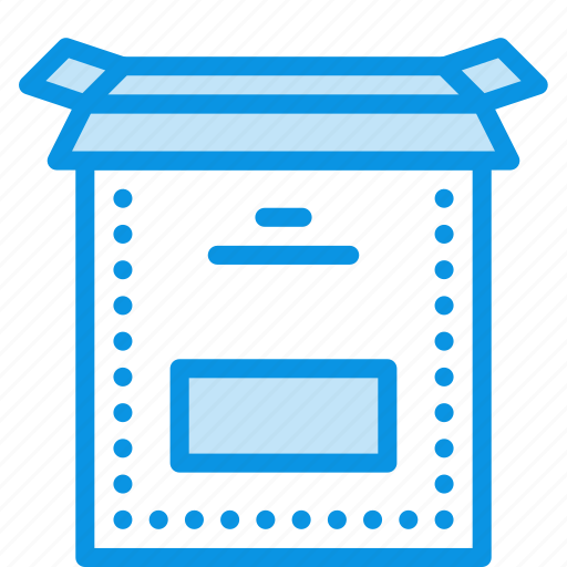 box, install, product icon