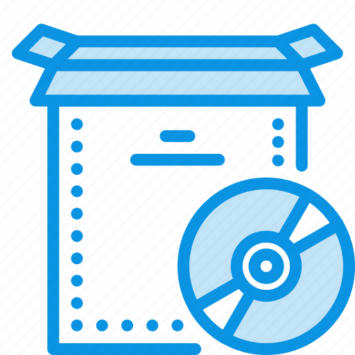 cd, install, product icon