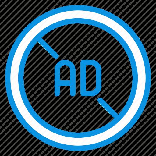 Ad, blocker icon - Download on Iconfinder on Iconfinder