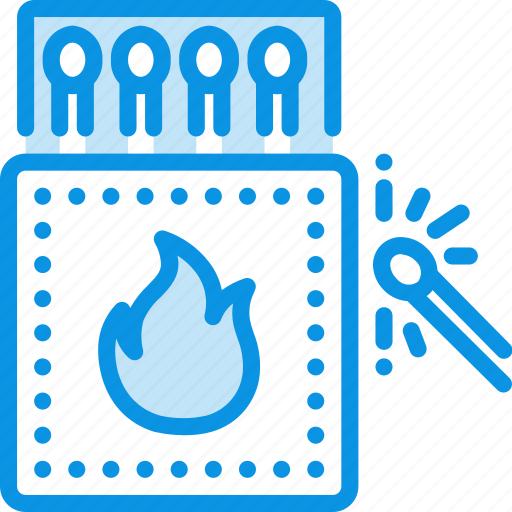 fire, matches icon