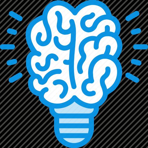 Brain, creative, idea icon - Download on Iconfinder